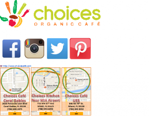 ChoicesCafe